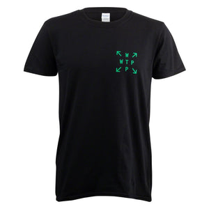 Wethepeople Architect Bullet T-Shirt - Black