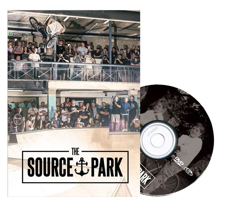 Source Park Documentary DVD