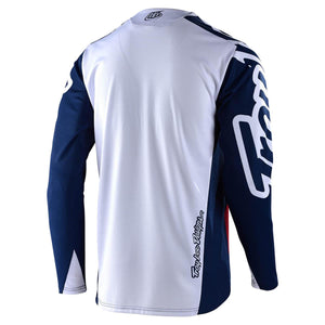 Troy Lee Sprint Seca 2.0 Race Jersey - Navy/Red
