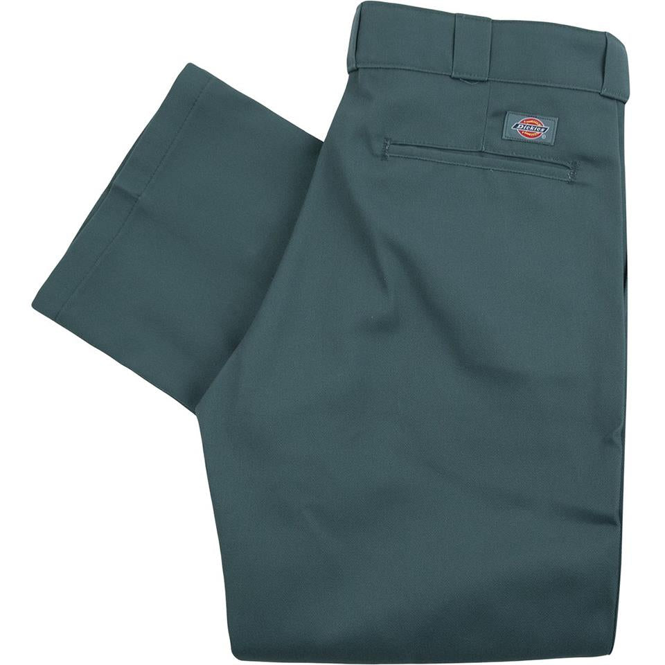 Dickies Original Fit Straight Leg Work Pant - Lincoln Green