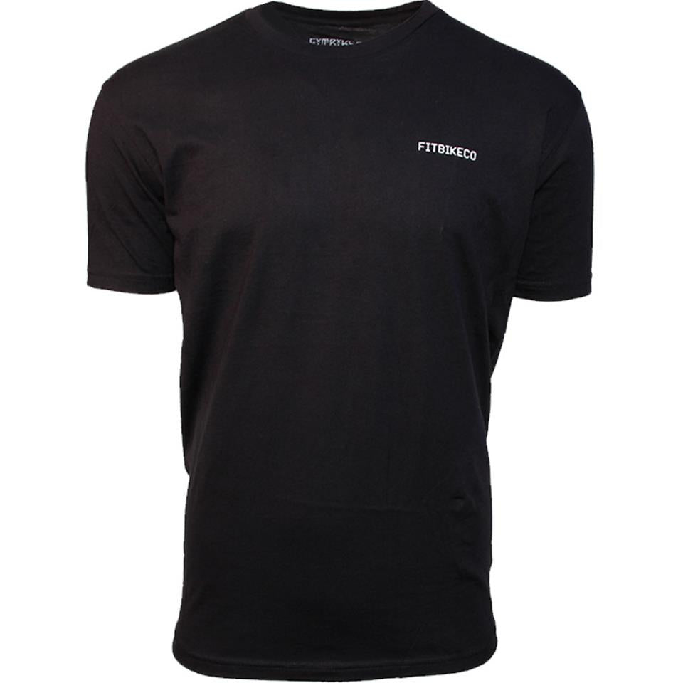 Fit Off Bite T-Shirt - Black