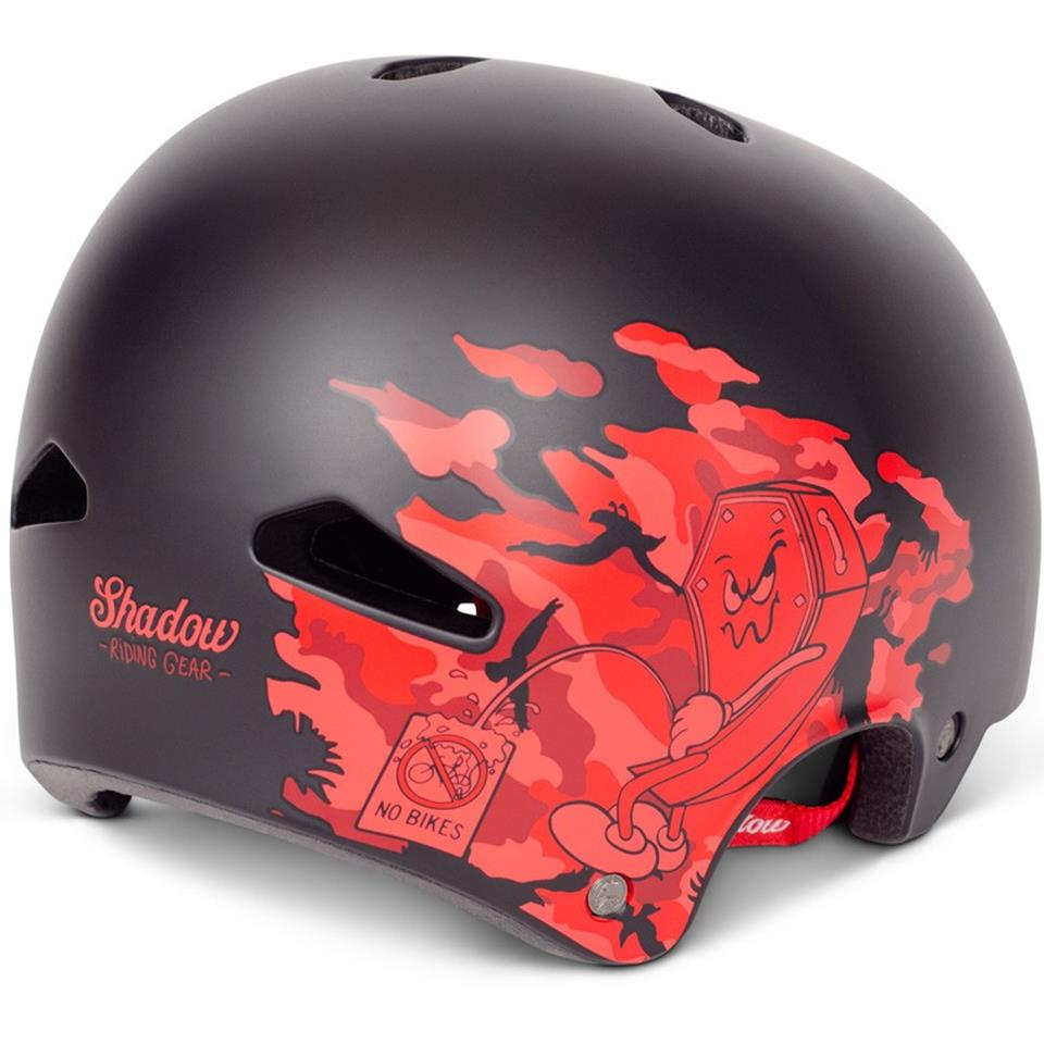 Shadow FeatherWeight In-Mold Big Boy Helmet