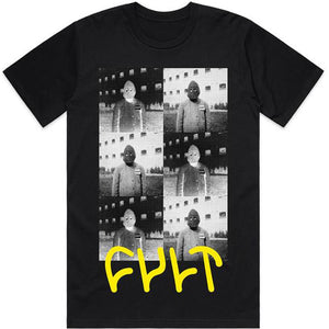 Cult Institution T-Shirt - Black