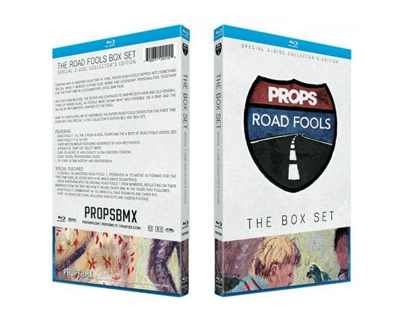 Props Road Fools Box Set