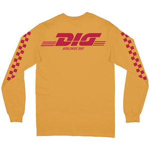 Dig X Cluut Long Sleeve T-Shirt