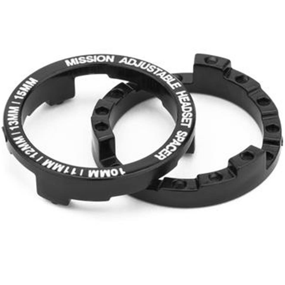 Mission Adjustable Headset Spacer
