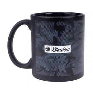 Shadow Crow Camo Coffee Mug - Black