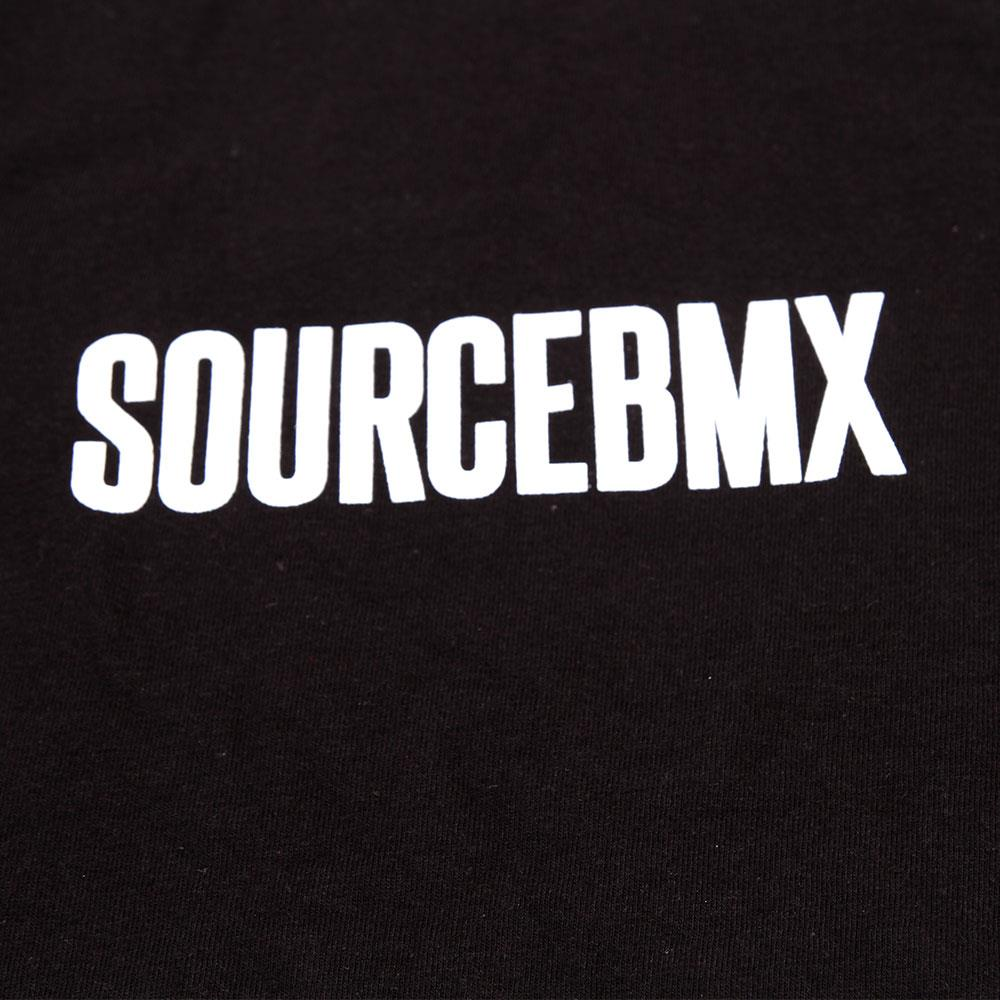 Source Central Premium Tee - Black