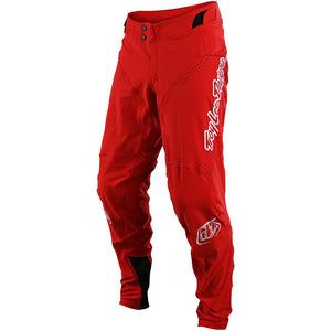 Troy Lee Sprint Ultra Race Pant - Red