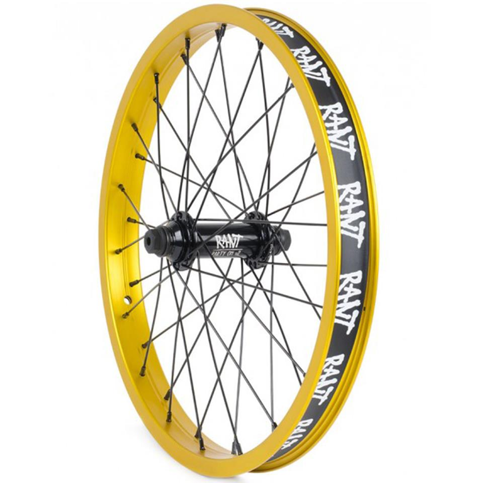 "Rant 18"" Party On V2 Front Wheel"