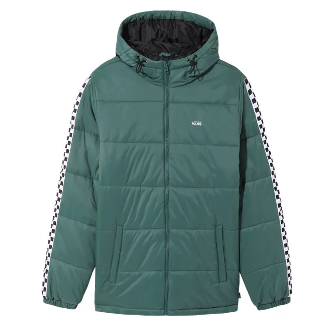 Vans Woodridge Jacket - Jasper/Checkerboard
