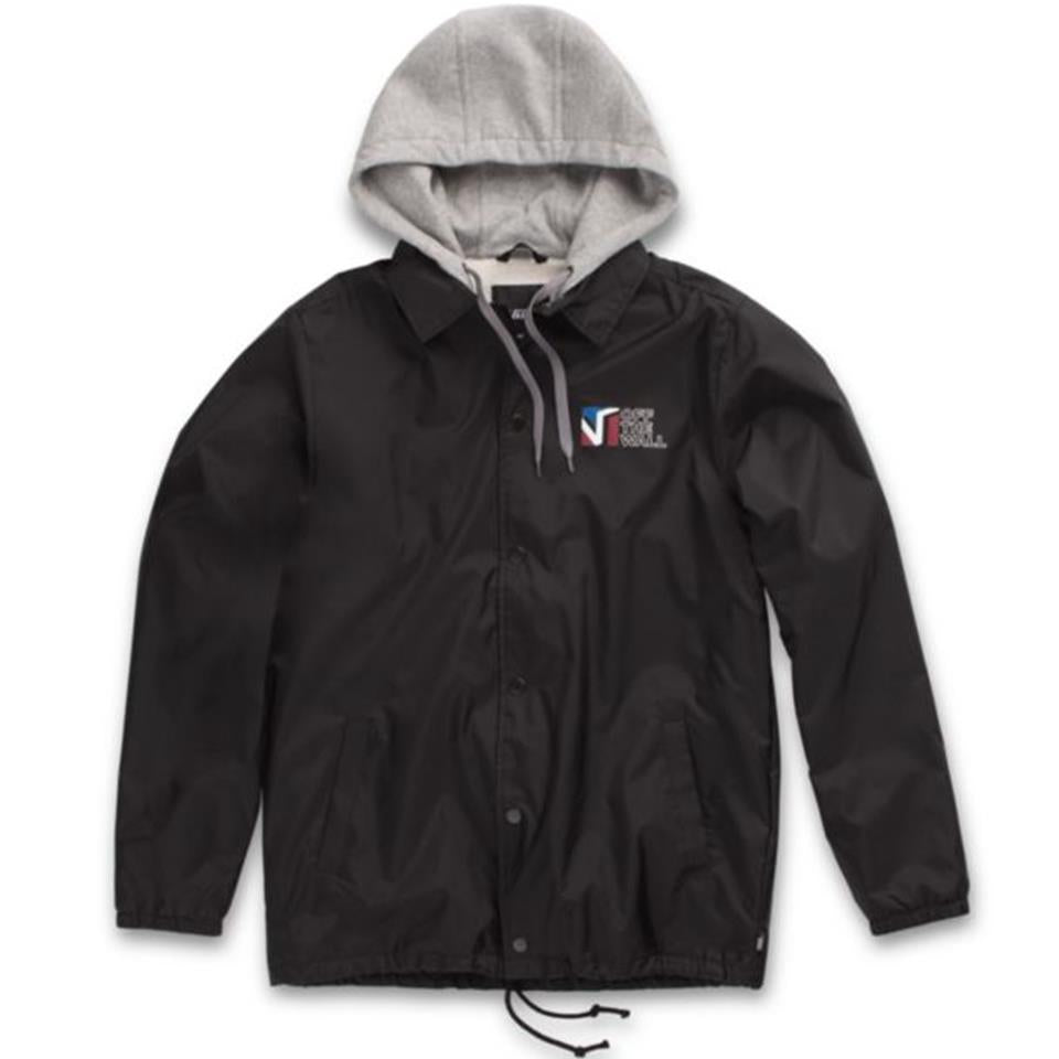 Vans Riley Jacket - Black Dimension