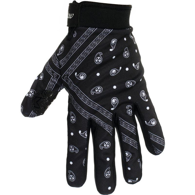 Shadow Paisley Conspire Gloves