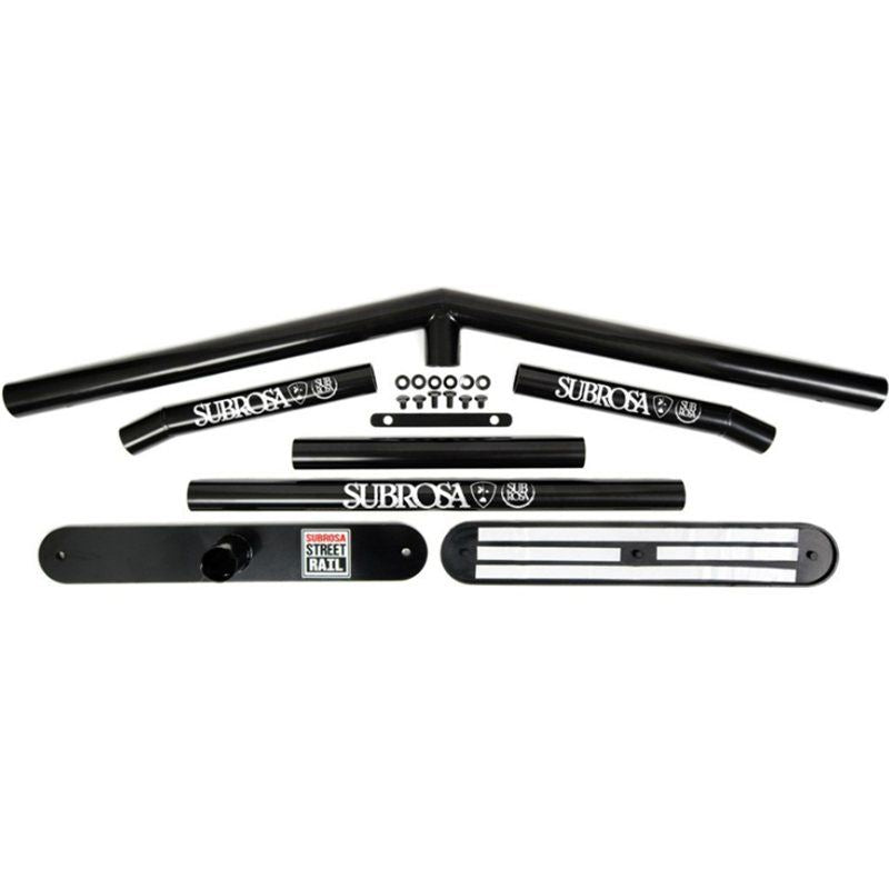Subrosa Street Rail A Frame Kit Black