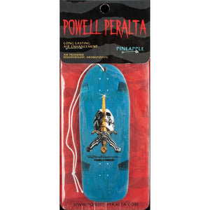 Powell Peralta Ray R Skull & Sword Pineapple Air Freshener