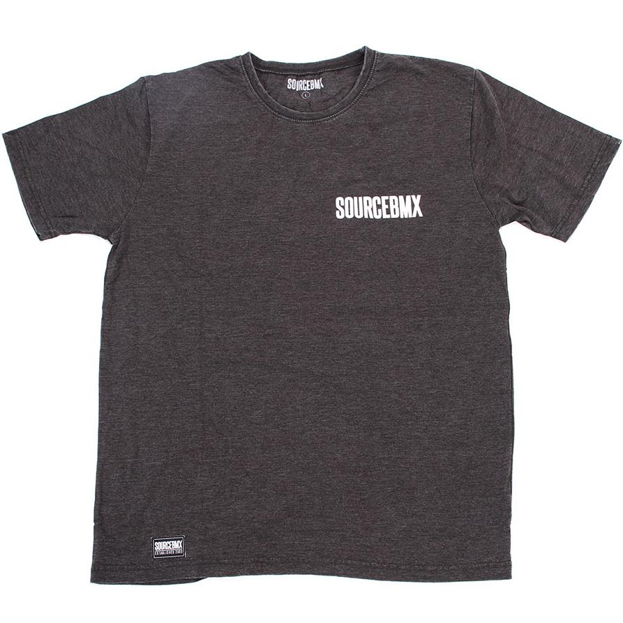 Source Premium Acid Washed Tee