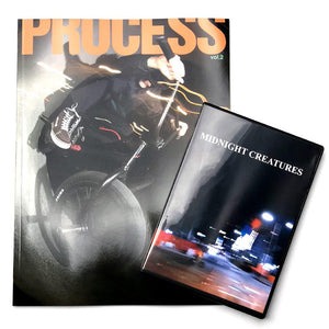 Primo Midnight Creatures DVD & Process Magazine Vol 2
