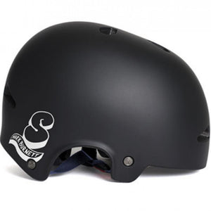 Shadow Mark Burnett Feather Wight In-Mold Helmet - Matt Black