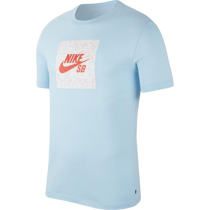 Nike SB Dorm Room Pack 2 Tee - Ice Blue