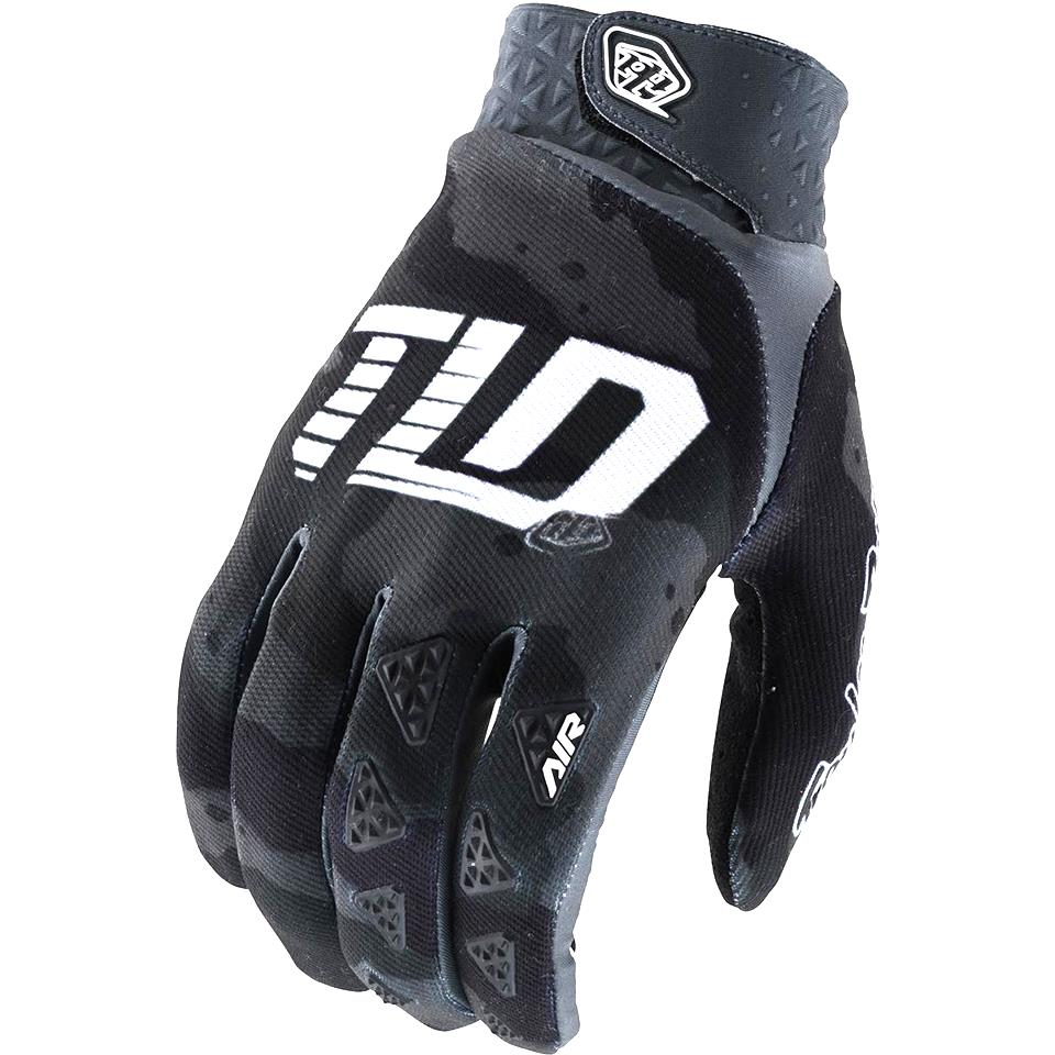 Troy Lee Air Race Glove - Grey Camo