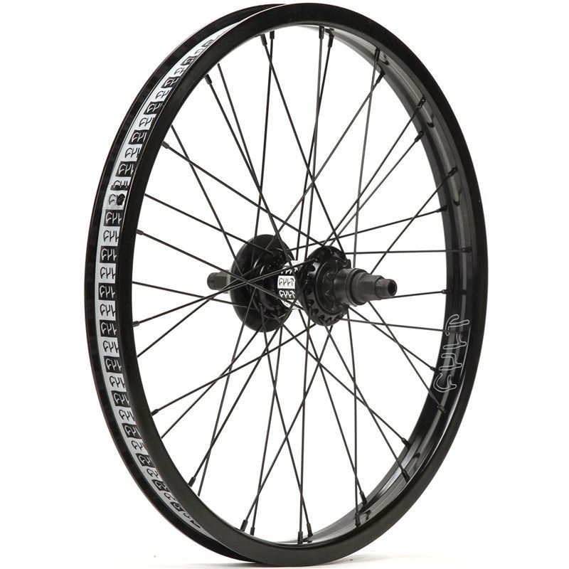 Cult Crew SDS Cassette Rear Wheel