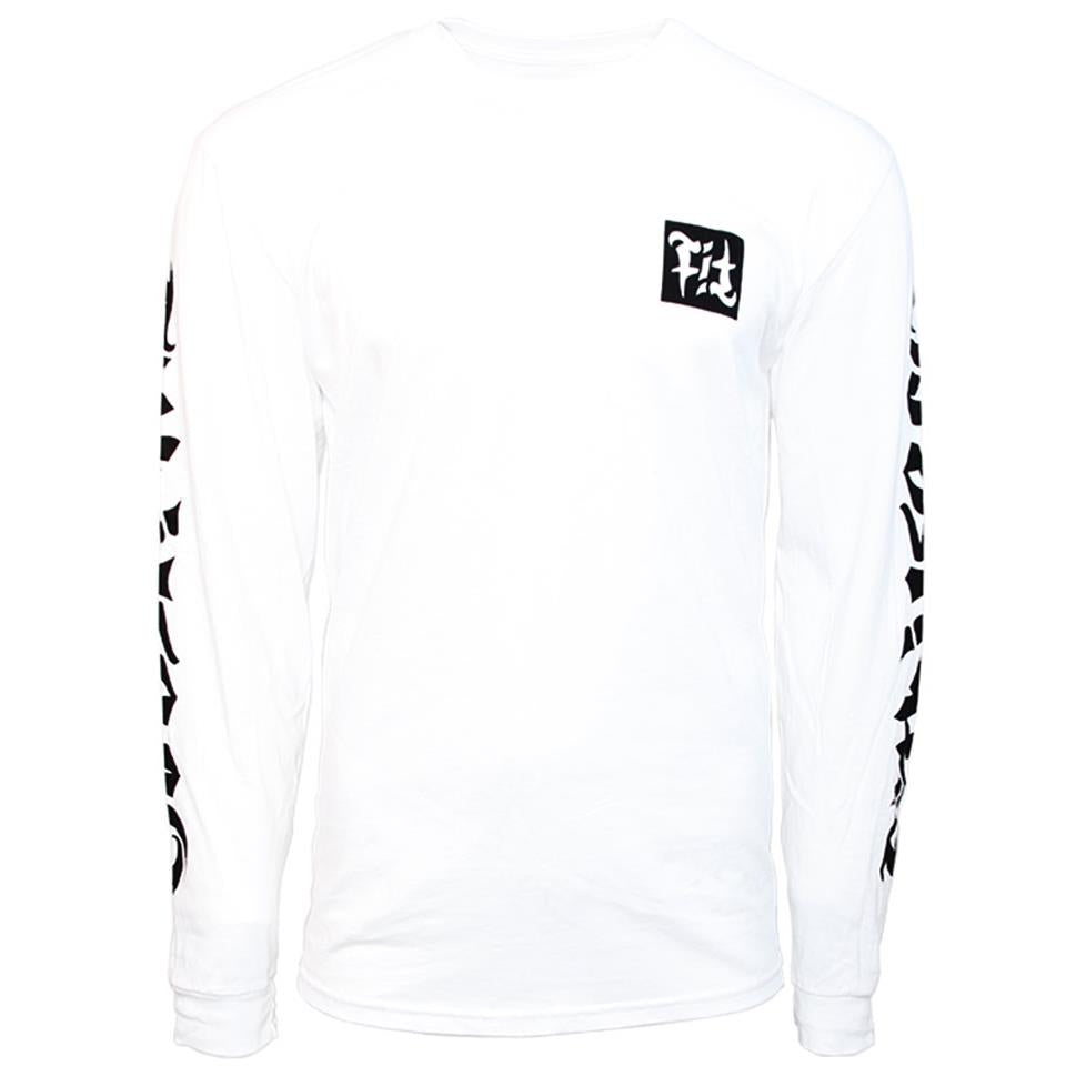 Fit Gram Longsleeve T-Shirt - White