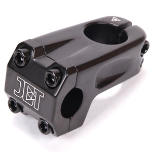 Jet BMX Front Load Stem - Black