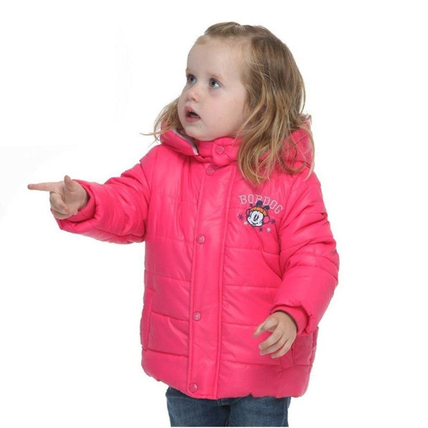 Girls Winter Snow Coat 2-5 Years 1002