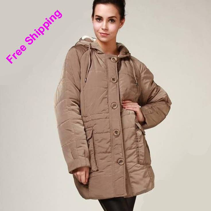 Maternity Winter Coat PlusSize 5040 - 365boxingdays - 1