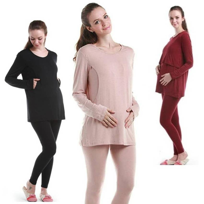 Nursing Base Layer Shirt Thermal Underwear 5069