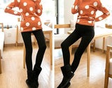 Maternity Winter Fleece Leggings 5081 - 365boxingdays