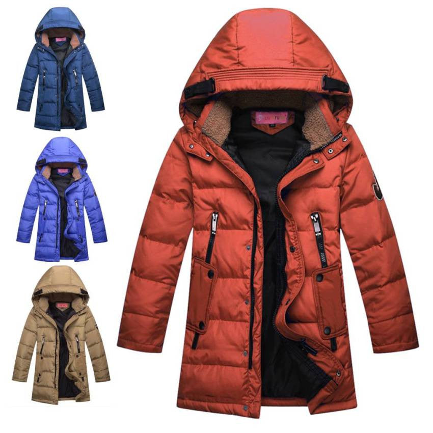 80% Down Jacket 6-14 Years 7004