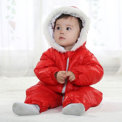 Thick SnowSuit Diaper Open 0-24m 9018 - 365boxingdays - 2