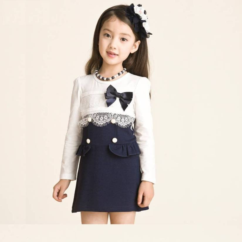 Elegant Angel Dress 5-8T 1013