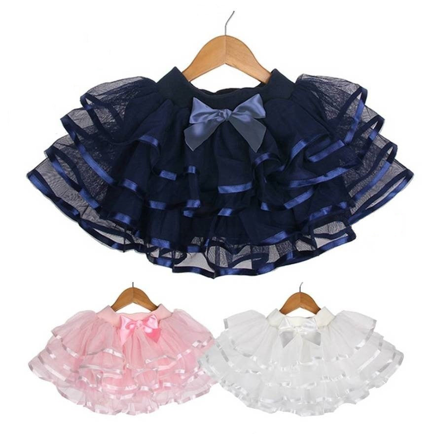2-6Y Girls CupCake Short Skirt 1019