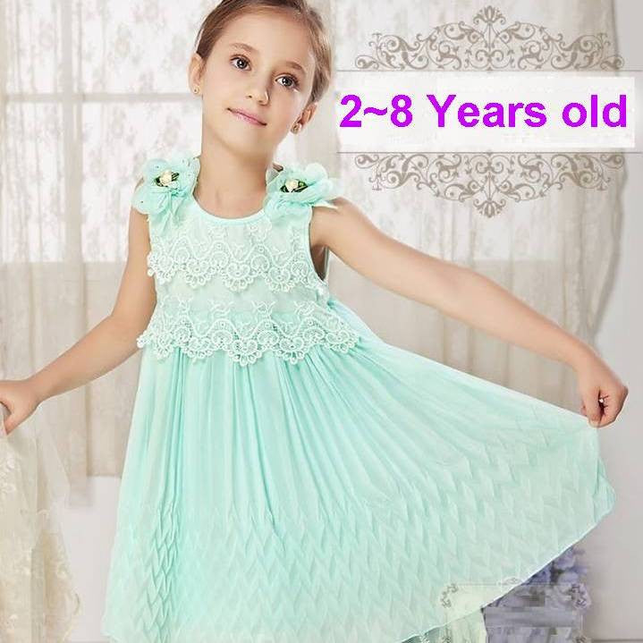 Princess Dream Dress 2-8T 1006