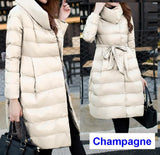Soft Maternity 90% Down Long Coat 5012 - 365boxingdays - 9