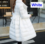 Soft Maternity 90% Down Long Coat 5012 - 365boxingdays - 10