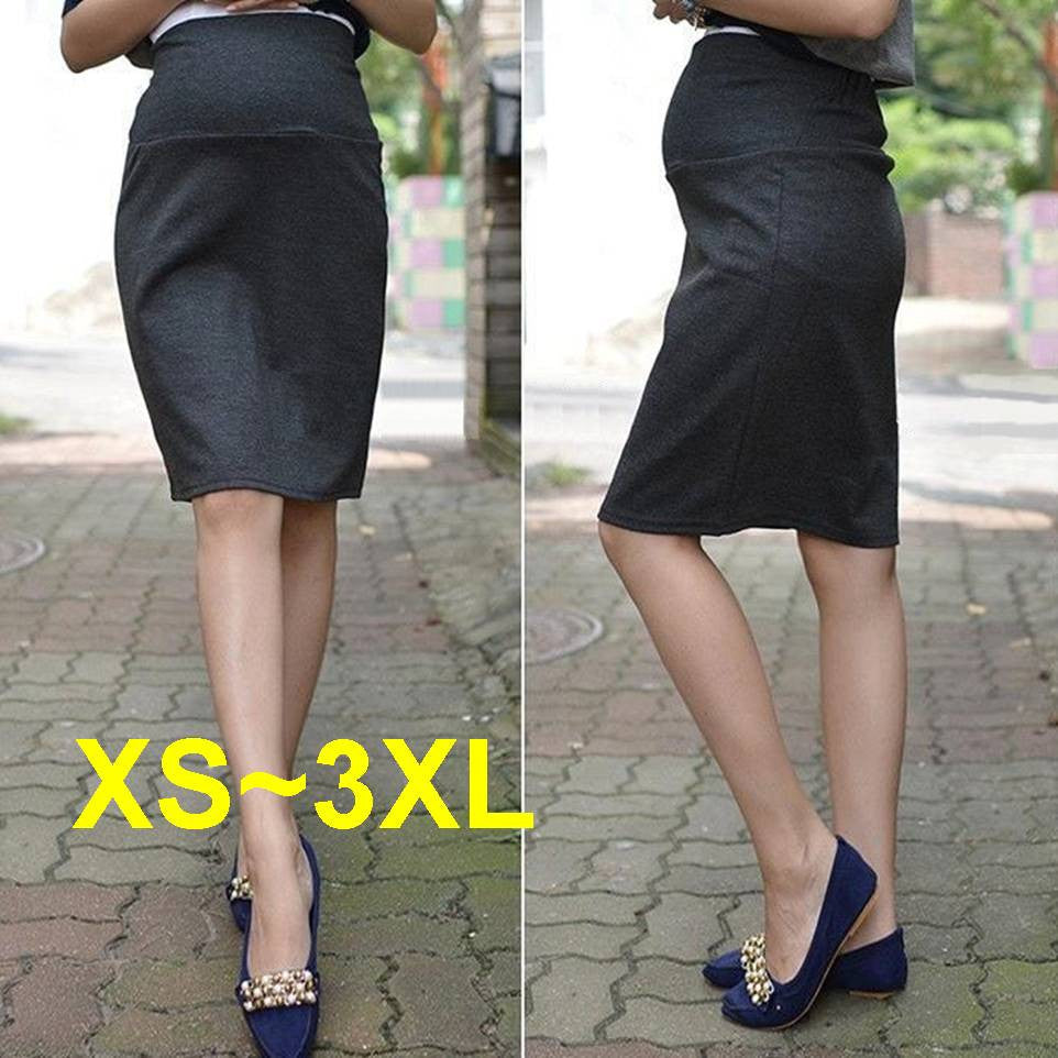 Maternity Career Pencil Skirt 5106