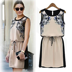 Grace Summer Chiffon Tank Dress 2022 - 365boxingdays - 1