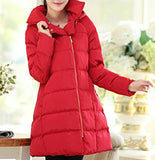 Maternity Winter Puff Hooded Coat 5036 - 365boxingdays - 6
