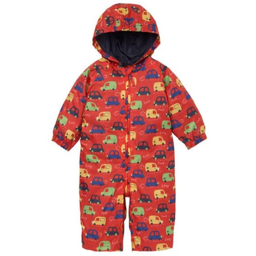 Girls Muddy Buddy Rain Suit 1036
