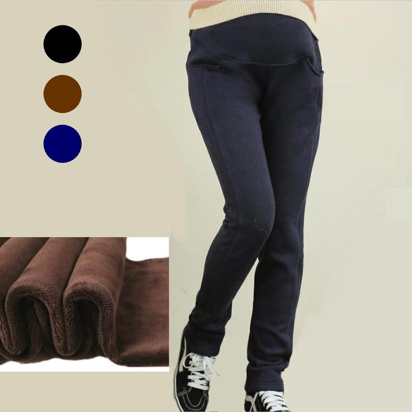 Winter Thick Warm Active Pants 5028