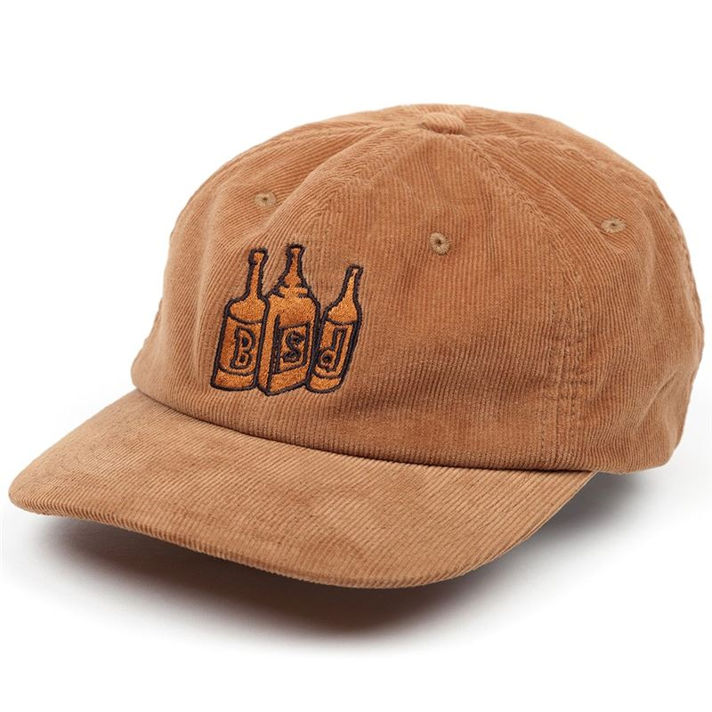 BSD Bottle Cap 6 Panel Cap