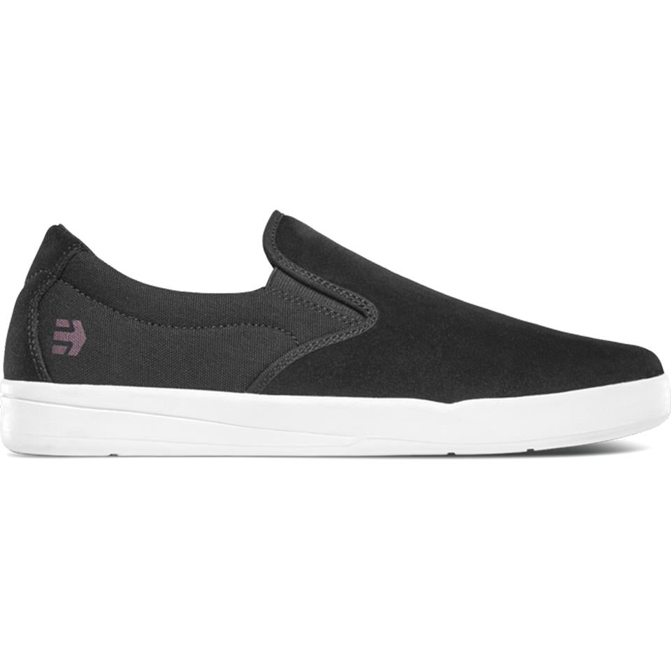 Etnies Veer Slip Shoes - Black