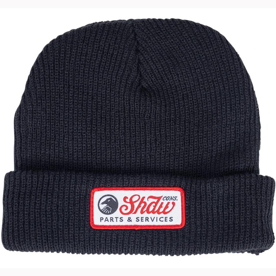 Shadow Mechanic Beanie - Black