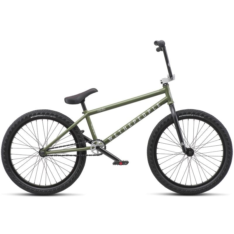 "Wethepeople Audio 22"" BMX Bike 2019 Matt Olive"