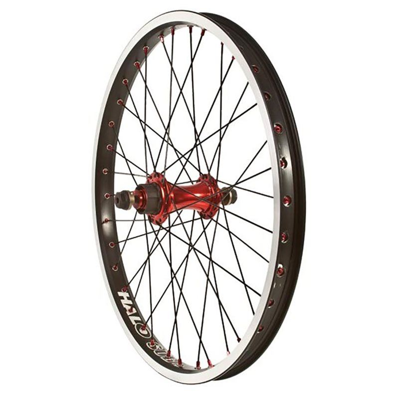 Halo Sub-4 BMX Racing Rear Cassette Wheel | Wheelset