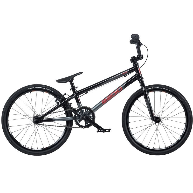 Radio Xenon Expert Race BMX Bike 2019 Black / Silver