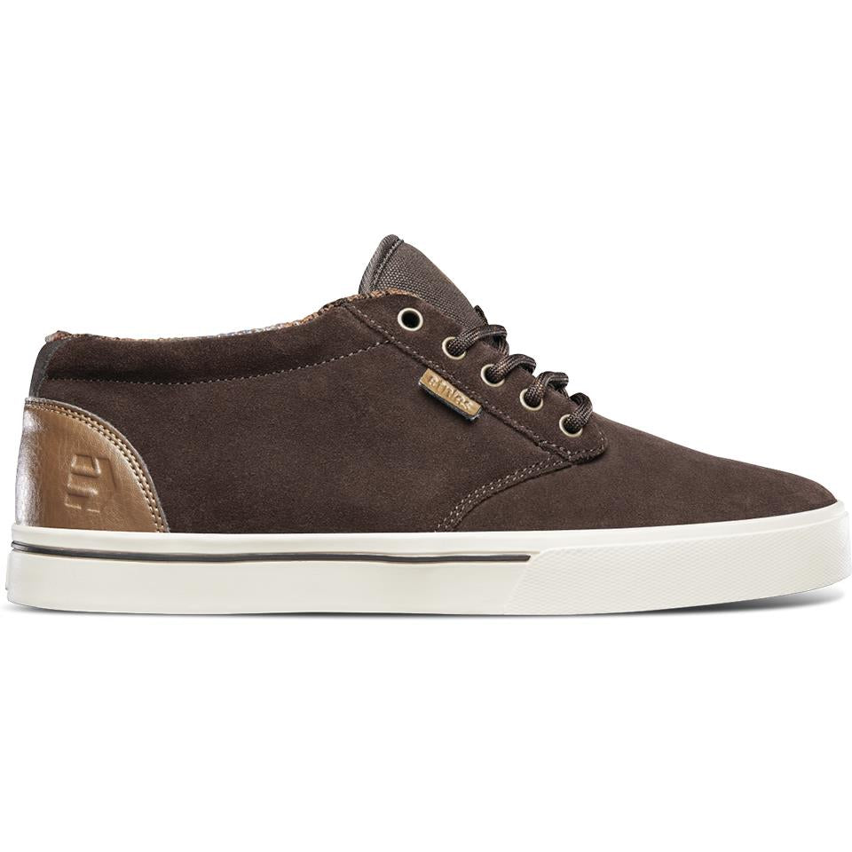 Etnies Jameson Mid Shoes - Brown/Tan